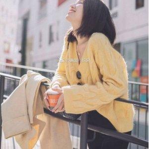 封面同款毛衣只要29欧H&M 季末大促低至4折 Premium高端系列收起来 媲美大牌的高档面料 精致剪裁