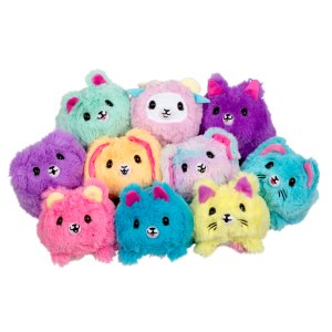 $5.99史低价:Pikmi pops surprise! 会变身的棒棒糖香味萌宠玩具