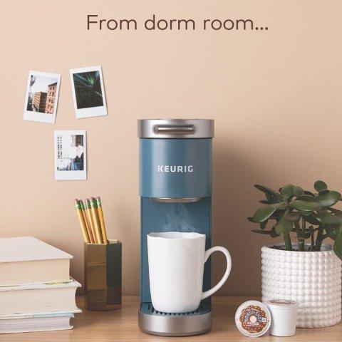 6.5折起 $16.99收30粒咖啡胶囊Keurig 咖啡机/咖啡胶囊折扣热卖 香浓咖啡自己做