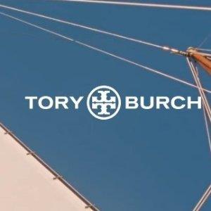 低至6折 £109收老花托特包Tory Burch 夏季大促正式开启 收明星同款美包美鞋