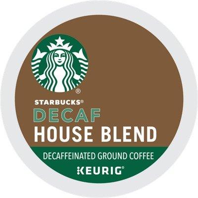 House Blend 无咖啡因款中度烘焙咖啡胶囊 24颗装