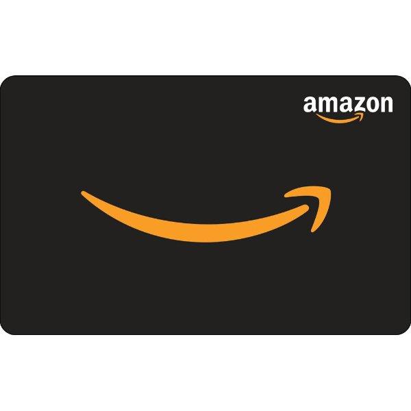 Amazon 官网购买$50电子礼卡 限时福利, 提前备战Prime Day