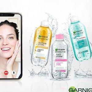 $19.18(原价$25.12)Garnier Micellar 卡尼尔卸妆水 3瓶装 敏感肌也可放心用
