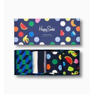 Happy Socks袜子礼盒 4双装