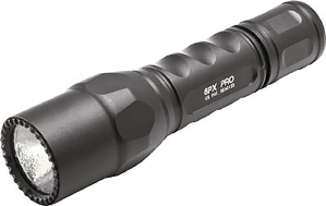 Today Only:$39SureFire 6PX Pro Dual-Output LED Flashlight with anodizded aluminum body, Black