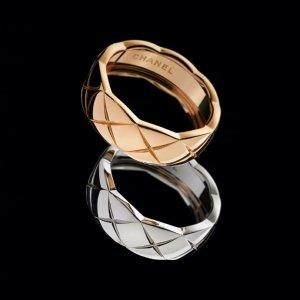 新品发售!经典菱格有爱的力量Chanel COCO CRUSH 精致珠宝,真香系列你值得拥有