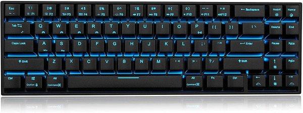 RK71键 背光机械键盘 多轴体可选