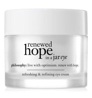renewed hope in a jar facial moisturizer 2oz | philosophy
