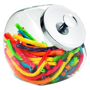 $9.77(原价$33.97)Anchor Hocking 糖果/食物玻璃储存罐特卖,强迫症患者必备