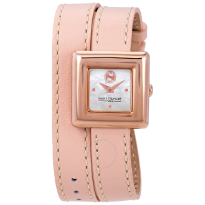 Up to 85% Off + Extra $10 OffSAINT HONORE Gala Ladies Leather Watches