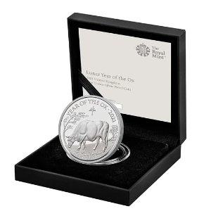 The Royal Mint1盎司银币