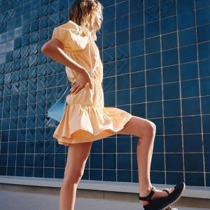 低至4折Maje 法风美衣热卖 力度堪比官网 收小香风针织外套、优雅连衣裙