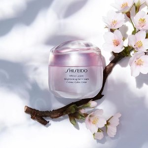 20% Off + Dealmoon Exclusive GiftEnding Soon: Shiseido White Lucent Collection Sale