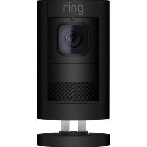 RingStick Up 室外无线摄像头 黑色2代