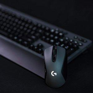 现价 £44.99(原价£69.99)Logitech G603 无线游戏鼠标