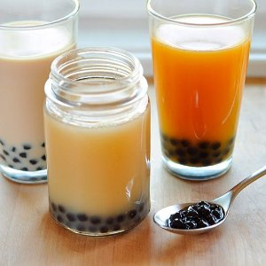 How to lose weight while drinking milkteaWhat's the raw material of boba and jelly in your milktea