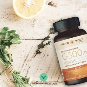 25% off $49 purchase or more + Free ShippingLast Day: Selected Vitamin & Supplement @Vitamin World