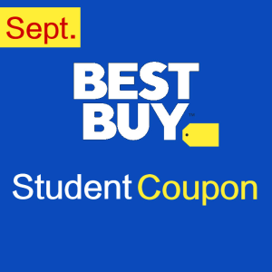 Last Day: Save BigBest Buy Sep Student Deals