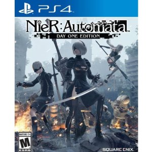 $19.99 (原价$39.99)热门大作《尼尔:机械纪元》PS4 实体版