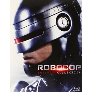 $9RoboCop Trilogy Collection (Blu-ray)