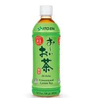 Ito En 伊藤园无糖原味绿茶 16.9 Fl Oz. 12瓶装
