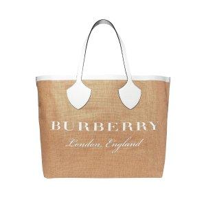 Burberry托特包