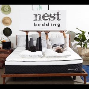 $1099超好评 Nest Alexander 经典畅销奢华记忆棉床垫 Queen