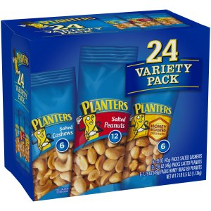 $8.98Planters Nut 24 Count-Variety Pack