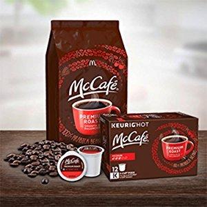 $25.76 每杯咖啡仅$0.3MCCAFE 优质中度烘焙胶囊咖啡 84枚装