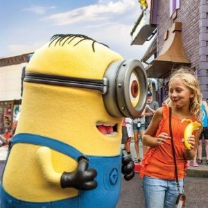Buy 2 Days, Get 2 Days FREE UNIVERSAL STUDIOS TICKETS