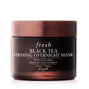 FreshBlack Tea Firming Overnight Mask