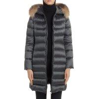 Moncler 长款羽绒服外套