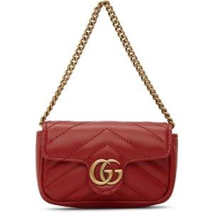 Gucci链条钱包
