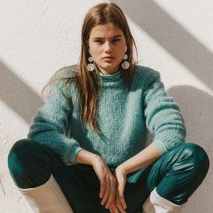 低至3折 Sandro小香风£105Farfetch 毛衣专场 秋冬温暖又迷人 趁着没冷之前囤起来