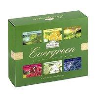 Ahmad Tea 绿茶礼盒 6种口味 60袋装