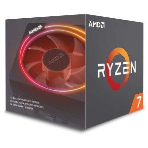 $289.99AMD Ryzen 7 2700X 带幽灵棱镜 散热器