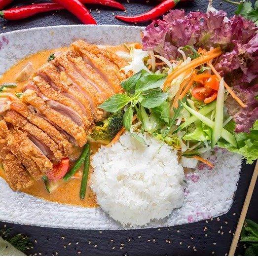 2人份越南夏季3道菜菜单