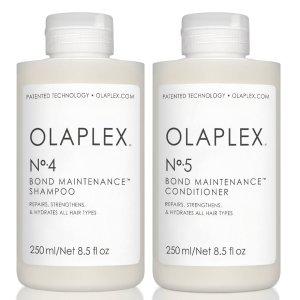 OlaplexNo.4+No.5护发套装