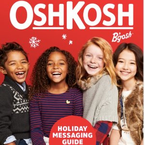 Win $50 Gift Card@ OshKosh BGosh