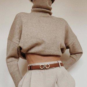 低至4折 封面相似款$70THE OUTNET 羊毛服饰专场
