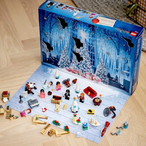 低至8.4折Lego 圣诞日历重磅登场 快来pick你喜欢的款吧