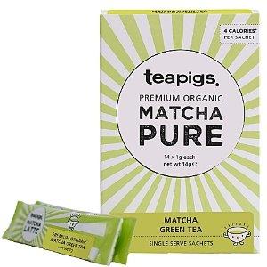Teapigs明星产品!有机抹茶粉