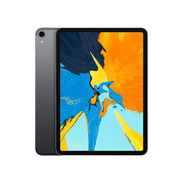 全面屏 iPad Pro 11吋 Wi-Fi + Cellular, 256GB 深空灰