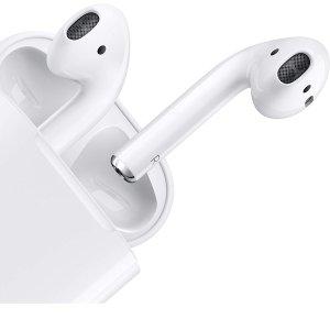 Apple暂时可预订第二代AirPods 蓝牙耳机