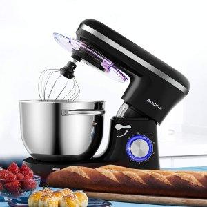 折后€110起 多款颜色可选Aucma 多功能厨师机热促 揉面搅拌一把好手