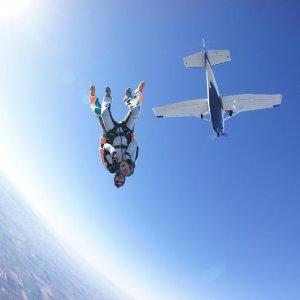 As low as $19912,500 Feet Tandem Skydive at Lake Tahoe Nevada