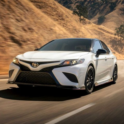带尾翼的V6凯美瑞来袭2020 Toyota Camry TRD 运动版售价公布