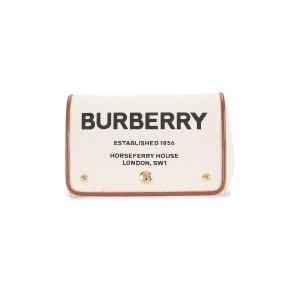Burberry官网定价$1050Hackberry 斜挎包