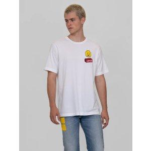 Levi's白色logo卫衣