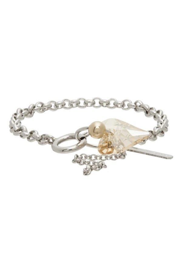 Ellie Ankle Bracelet 爱心手链